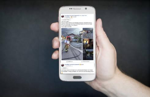 Facebook – Bleiben Sie immer auf dem Laufenden