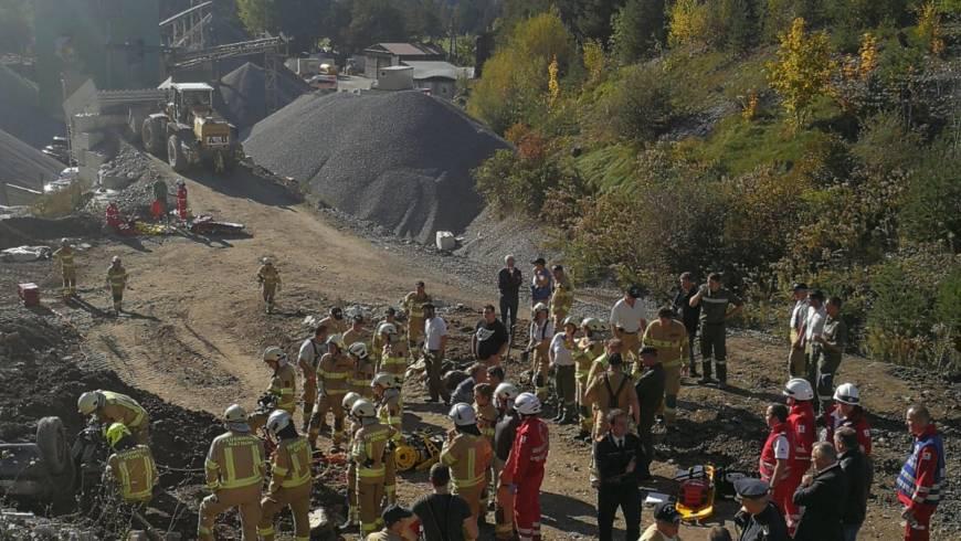 AETOS 2019 – Landes Feuerwehr Katastrophenübung Tirol